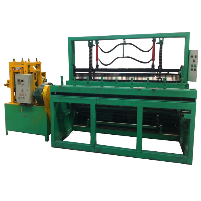 crimped wire mesh machine图片3