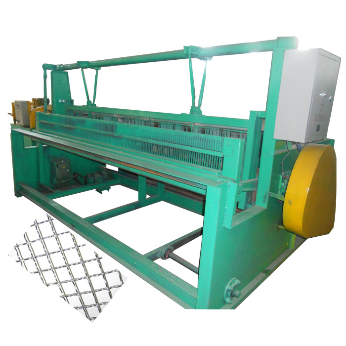 crimped wire mesh machine图片2