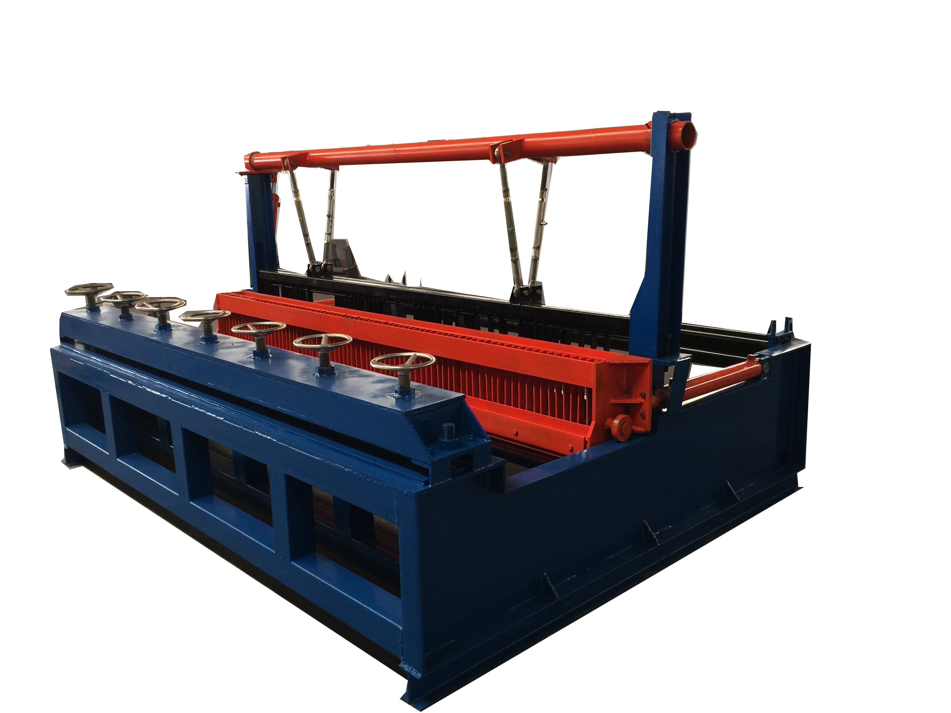crimped wire mesh machine图片4
